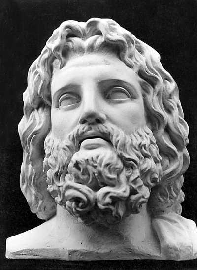 Plutone e Prosèrpina. Leggenda greca. B101_Zeus